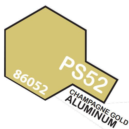 Vernice Spray Per Policarbonato 100 Ml Champagne Gold Aluminium Anodized Ps52