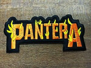 Pantera cowboys from hell patch