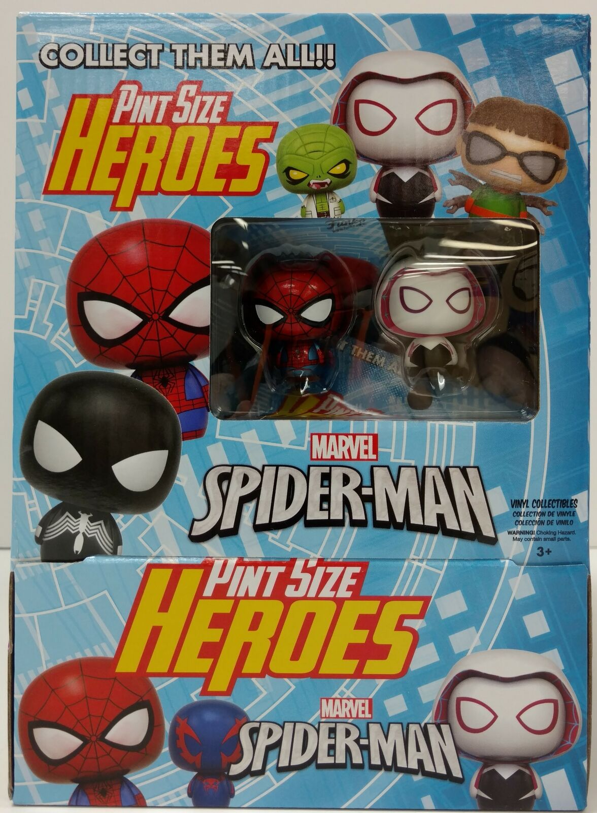 Diverdeimentoko Pint Dimensione Heroes Marvel  Spider-uomo Sealed scatola  outlet