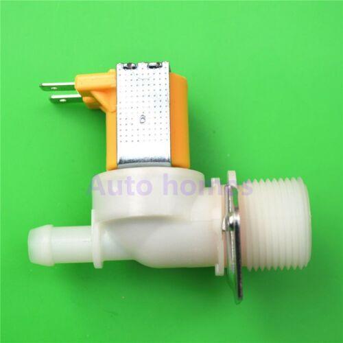 PA Nylon Ice Making Machine Parallel Single Valve water inlet solenoid valve