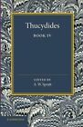 Thucydides Book IV by Cambridge University Press (Paperback, 2014)