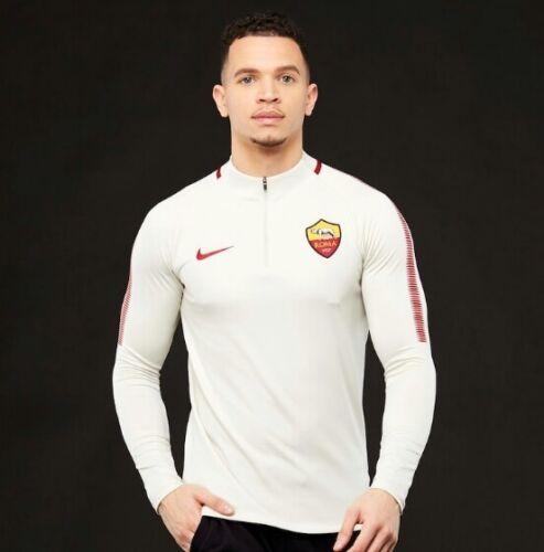 Nike 17 Hommes Fit Drill 855135 Dri Squad 072 18 Haut pour Roma As wERxaggOq