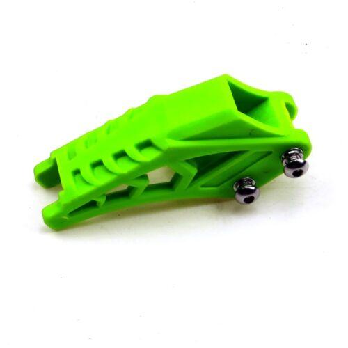 Plastic Chain Guide Guard Sprocket Protector Slider For Dirt Pit Quad Bike Green
