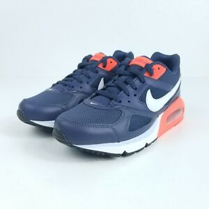 d50e2c8fea NIKE Air Max IVO Womens Multiple Sizes Shoes Blue/White-Orange ...