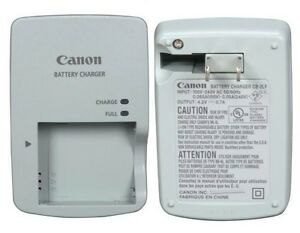 Canon Cb 2ly Battery Charger For Canon Nb 6l Lithium Ion