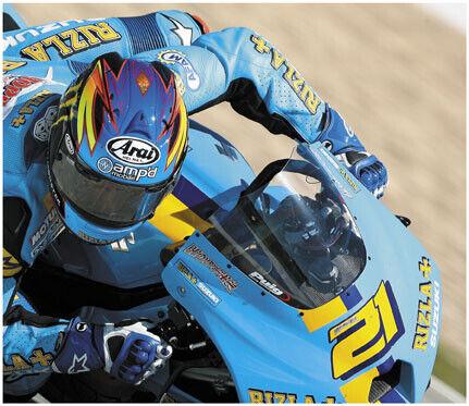 Puig Racing Windscreen Clear  0189W