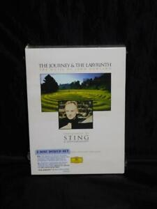 STING-The-Journey-amp-The-Labyrinth-The-Music-of-John-Dowland-NEW-DVD-amp-CD-Set