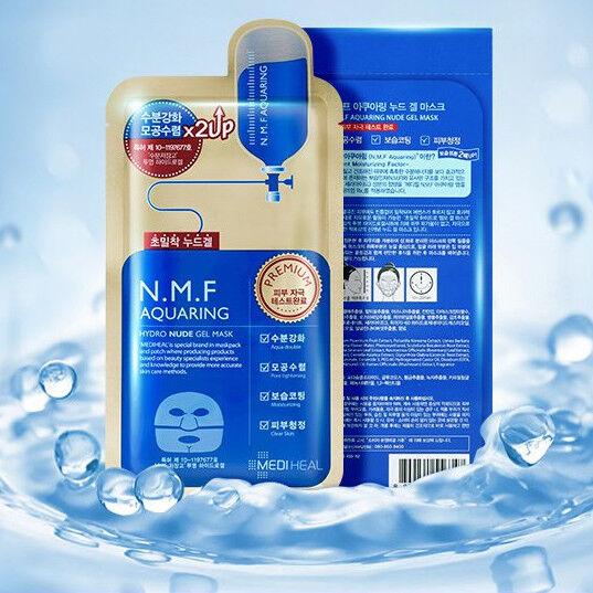 Buy Mediheal N.M.F Aquaring Nude Gel Mask   Hush.sg
