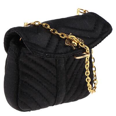 Stylish Shoulder Bag Purse For Blythe 1//6 BJD Accessories Kids Pretend Toy