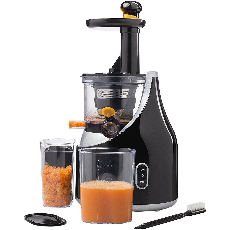 Tristar SC 2283 Entsafter edelstahl: : Küche & Haushalt