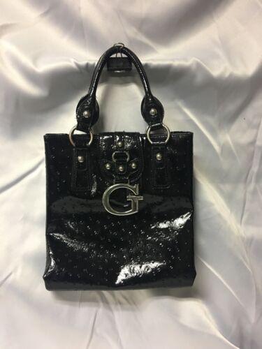 Guess Black Ozzie Handbag