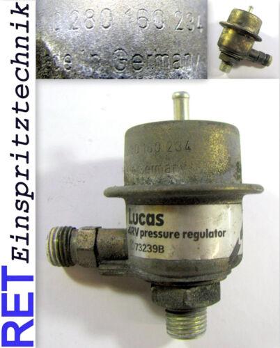 Essence Régulateur De Pression Bosch 0280160234 jaguar xj6 73239b Original