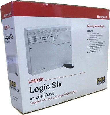 Honeywell ADE Logic 6 Alarm Panel Fobs Accenta Pack of 2
