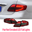 Pair-LED-Tail-Lights-Red-Smoked-For-Toyota-Corolla-2008-2010-ZRE152-Taillight thumbnail 1
