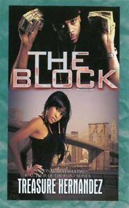 Treasure-Hernandez-Block-The-Urban-Books-Very-Good-Book