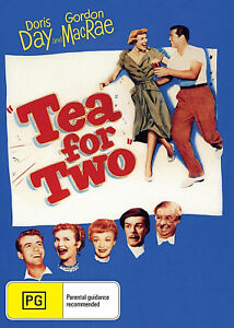 TEA-FOR-TWO-Doris-Day-Gordon-MacRae-Musical-Comedy-Romance-ALL-REGION-DVD