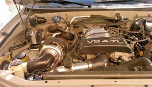 Turbo Kit FOR Tundra T4 2UZ-FE 2UZFE 2UZ 4-Runner Land Cruiser T70 BOOST PACKAGE
