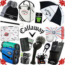 CALLAWAY GOLF GIFTS - THE PERFECT GOLF GIFT - GOLFERS PRESENTS !!!!!!!