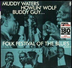 Waters, Muddy /Buddy Guy/Howlin Wolf/ Sonny Boy Williamson/ New Vinyl)