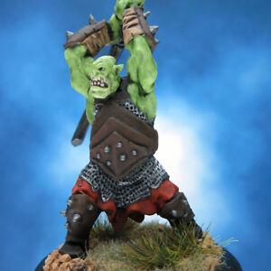 Painted-Reaper-BONES-Miniature-Giant-Orc-Warrior-I