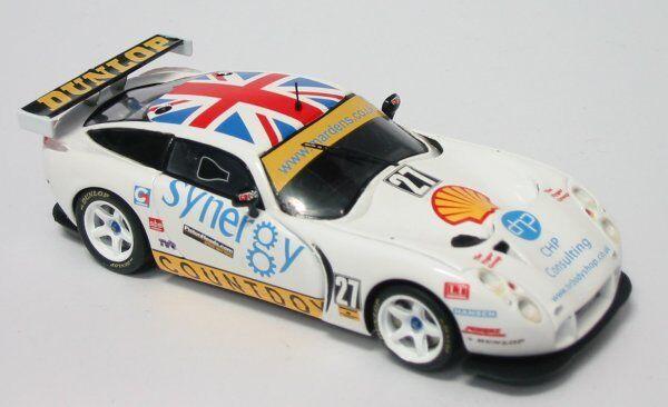 TVR t 400 R British GT 2003 1 43 Model sctr 04 Spark Model