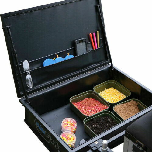 Nufish Aqualock Side Tray For Match Fishing Seat Boxes