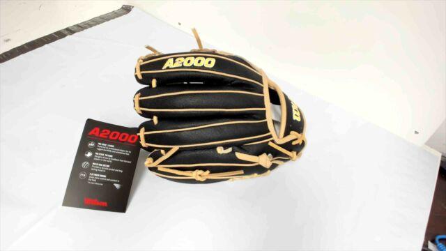 """2021 Wilson A2000 1787SS SuperSkin Infield Glove 11.75"""" WBW1000971175 Baseball"""