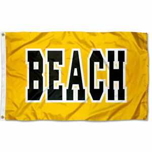 California State University Long Beach 49ers Flag CSULB Large 3x5