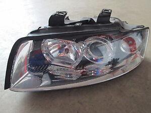 XENON Scheinwerfer links AUDI A4 B6 8E Beleuchtung vorne VALEO 8E0941003S