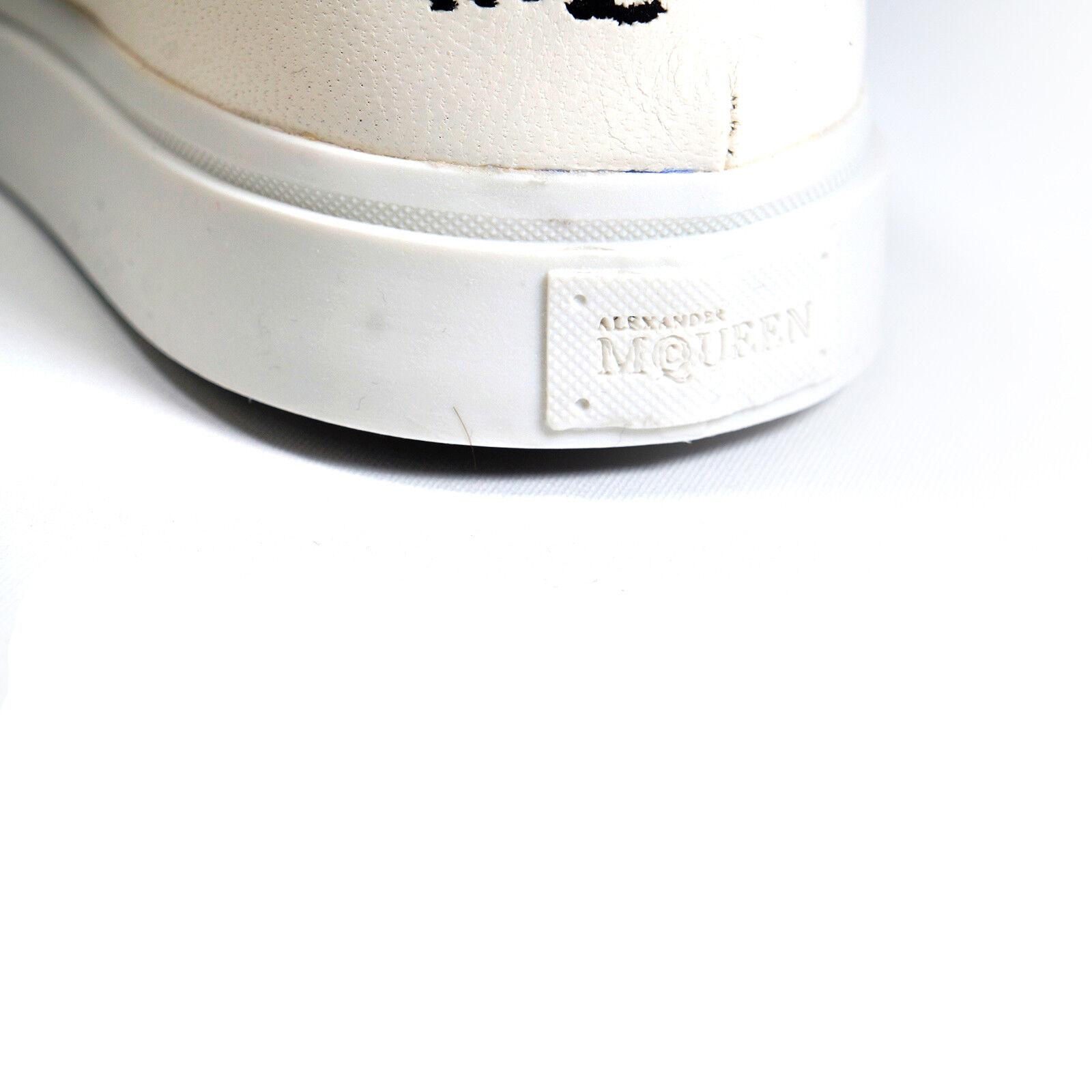 Ultra Rara Slip-on Alexander McQueen Plimsoll Pompe Slip-on Rara Piattaforma Scarpe da ginnastica di marca e20ed3
