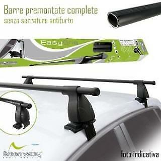 Barre Portatutto Portapacchi EasyOne Green Valley Peugeot 3008 dal 2016 5 p