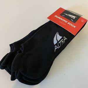 NEW Altra Running Socks 3 Pack Low Cut