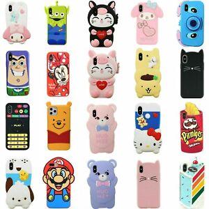 3D-Cute-Cartoon-Case-For-iPhone-6-6S-7-8-Plus-XS-XR-XS-Max-11-Pro-Max-11-Pro-11