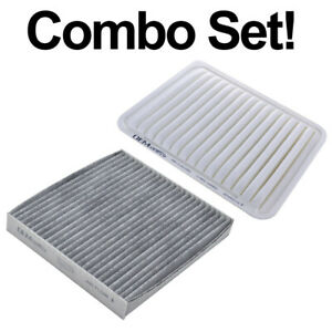 Engine-Pollen-Cabin-Air-Filter-For-Camry-07-2017-2016-2015-2014-2-4L-2-5L