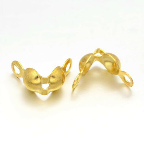 30 cápsulas de plegado kalotten dorado muy fuerte casa di perla calidad//086