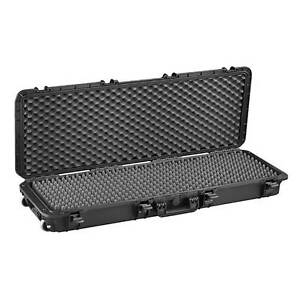 MAX-1100GPB-Waterproof-Rifle-Gear-Equipment-Weapon-Tool-Camera-Case-Box-Black
