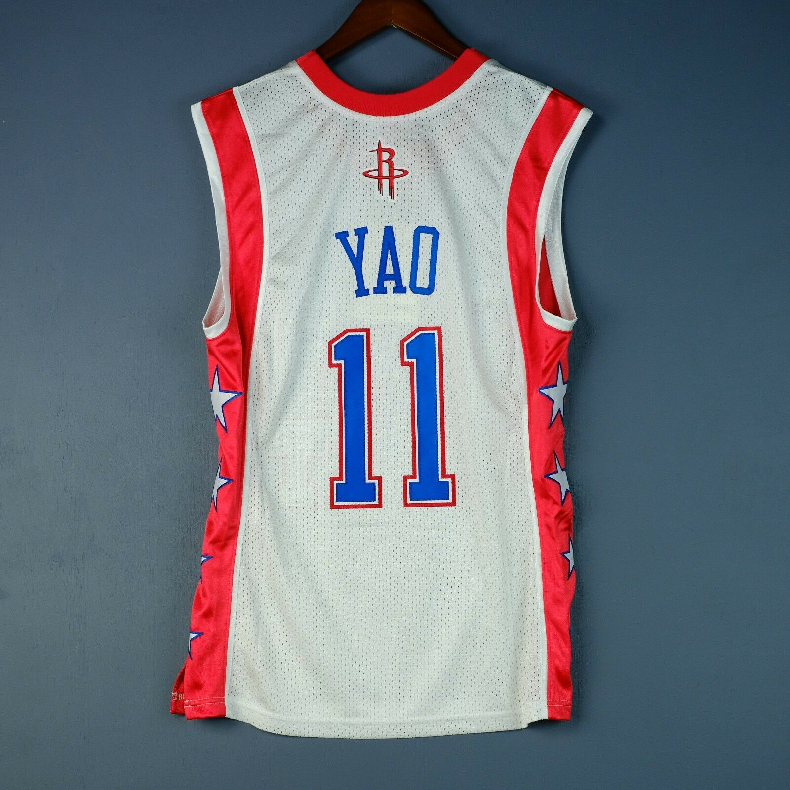 100% 100% 100% Authentisch Yao Ming Mitchell & Ness 04 All Star Trikot Größe Herren 36 S S c6176c