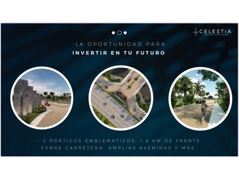 Lote Residencial en Yucatan
