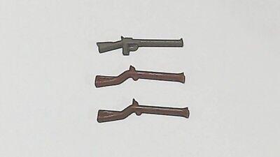 pirate pistolet-Neuf//New 2562-weapon gun LEGO 2 x fusil marron armes