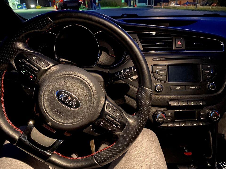 Kia Ceed, 1,6 T-GDi GT Advance, Benzin
