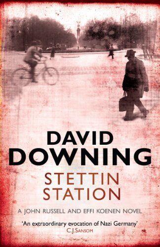 Stettin Station-David Downing, 9781906964603