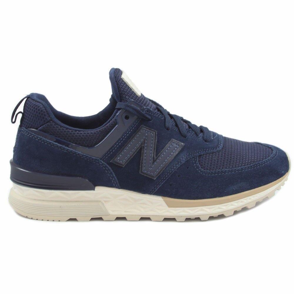 NEW Balance Uomo  ms574fsl pigmento/Blue pigmento/Blue pigmento/Blue 41fe6d