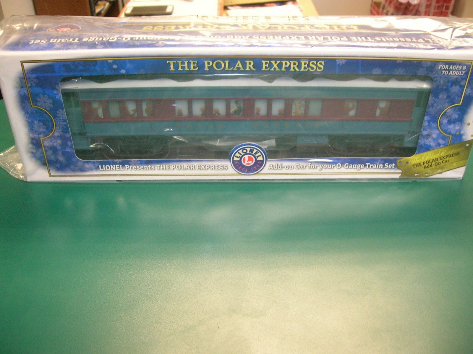 LIONEL 84603 84603 84603 POLAR EXPRESS HOT CHOCOLATE CAR - NEW - MAKE OFFERS 0bbea5
