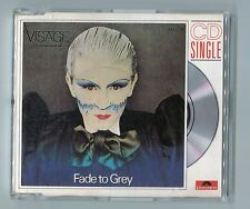 Visage - 3 INCH cd-single FADE TO GREY © 1988 POLYDOR # 885 873-3 TOP CONDITION