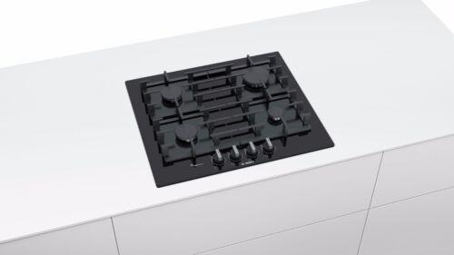 Set vetroceramica autosufficiente installazione BOSCH forno elettrico vetro Gas Piano cottura in ceramica NUOVO