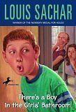 There's a Boy in the Girls' Bathroom by Louis Sachar (1988, Paperback, Reprint)