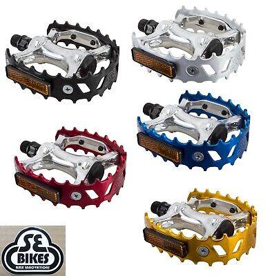 SE Bear Trap Bike Pedals
