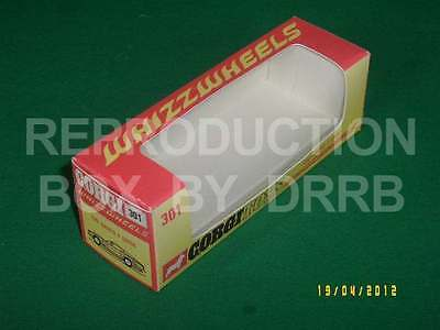 Corgi #152S B.R.M Reproduction Box by DRRB F1 Grand Prix