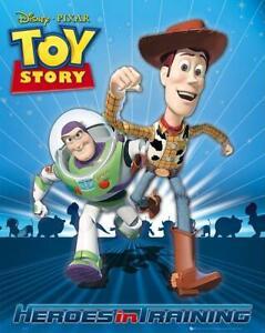 Toy-Story-Heroes-Mini-Poster-40cm-x-50cm-Nuevo-y-Sellado