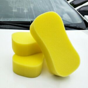3 X Super Jumbo Synthetic Sponge Washing Cleaning Valeting Car Van Home Cleaning